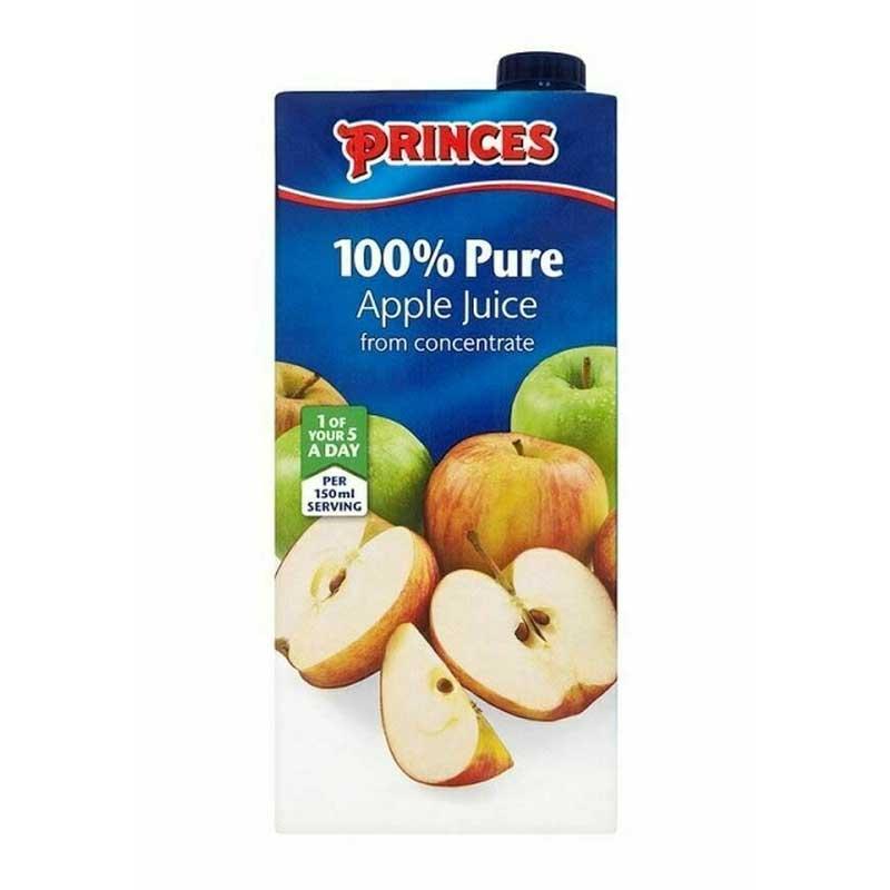 Apple Juice (12x1L)