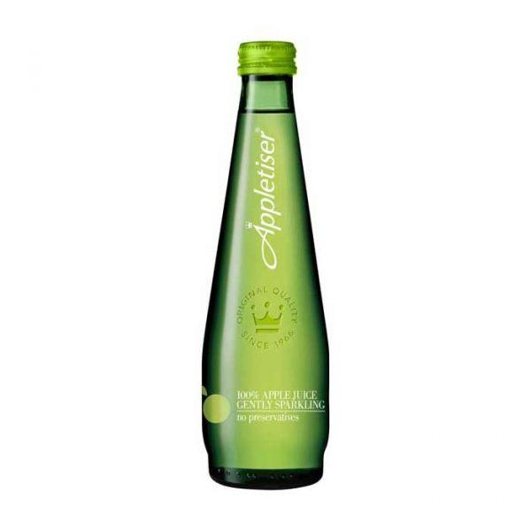 Schweppes Appletise – glass bottle (12x275ml)