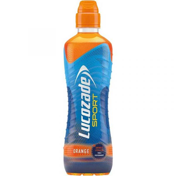 Lucozade Orange (24x38cl)