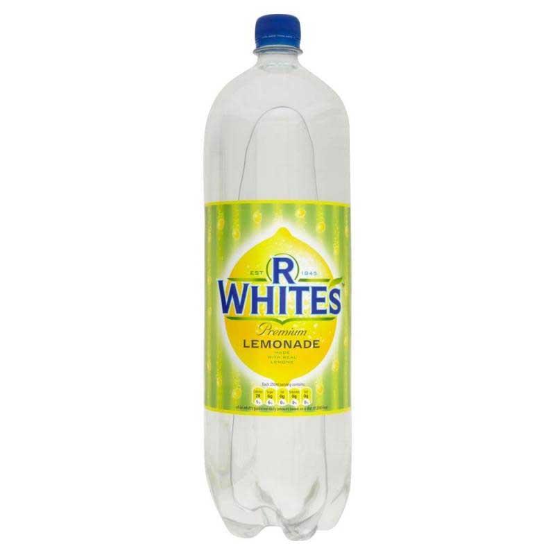 R.Whites Lemonade (24x33cl)