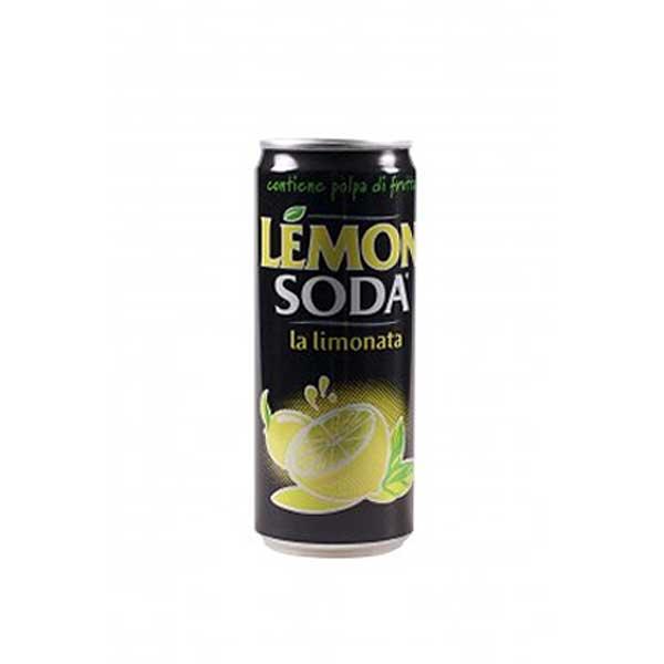 San Pellegrino Italian Lemon Soda (24x33cl)