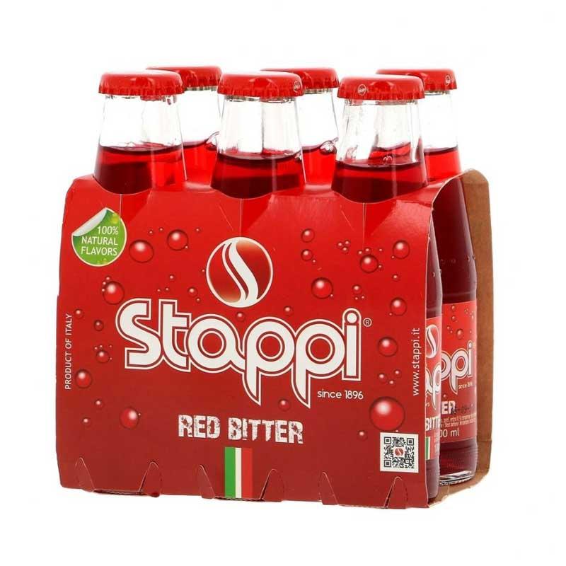 Stappi Bitter – glass bottle (24x10cl)