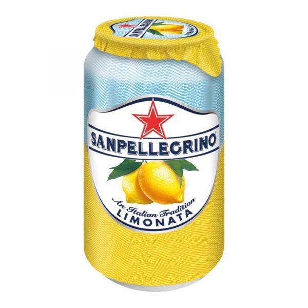 San Pellegrino Limonata (24x33cl)
