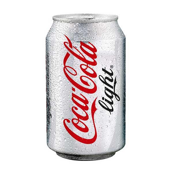 EU Coke Lite (24x33cl)