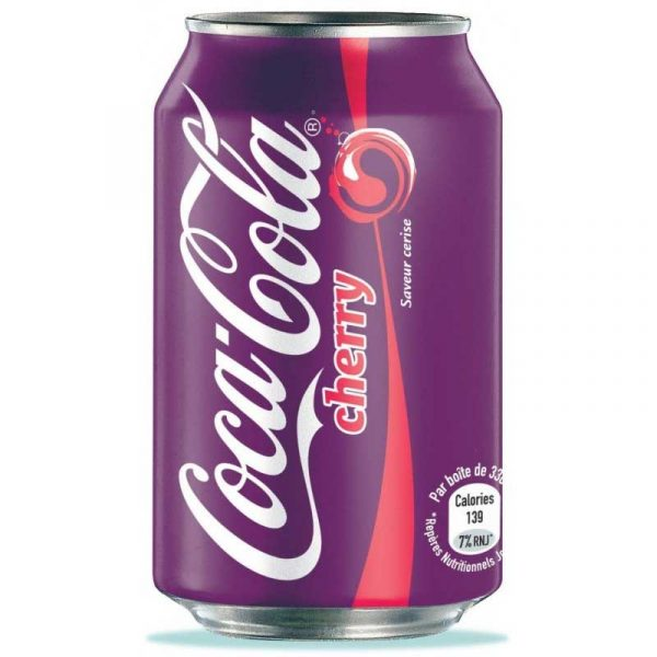 Cherry Coke (24x33cl)