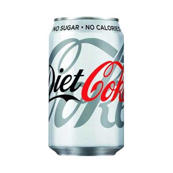 GB Diet Coke (24x33cl)