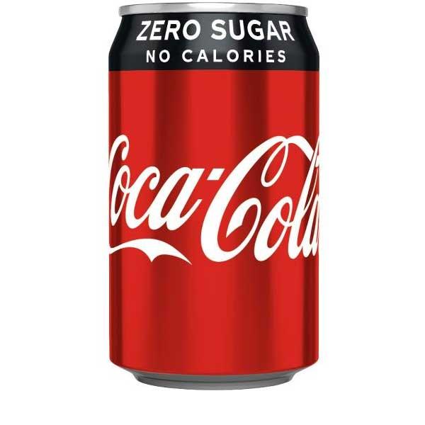 Coke Zero(24x33cl)