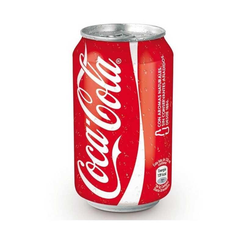 EU Regular Coke (24x33cl)