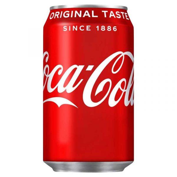 UK Regular Coke (24x33cl)