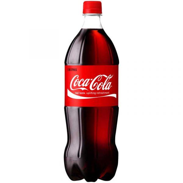 UK Regular Coke (12×1.25L)