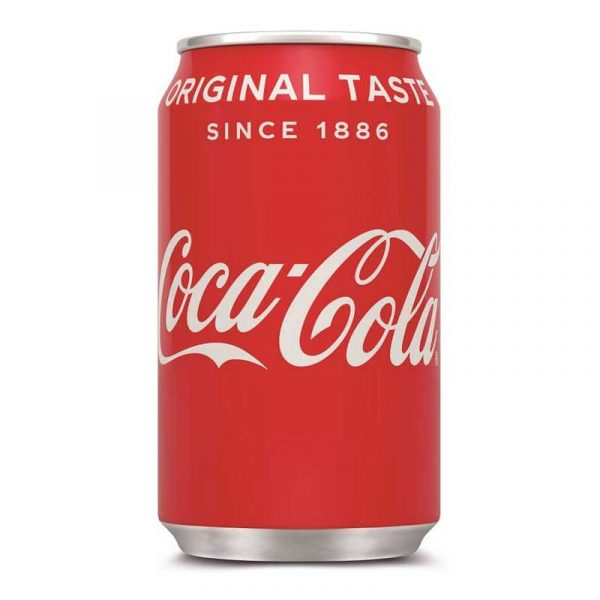 GB Regular Coke (24x33cl)