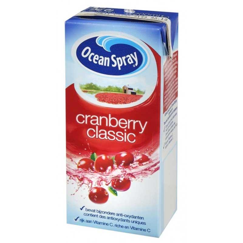 Ocean Spray Cranberry Juice (12x1L)