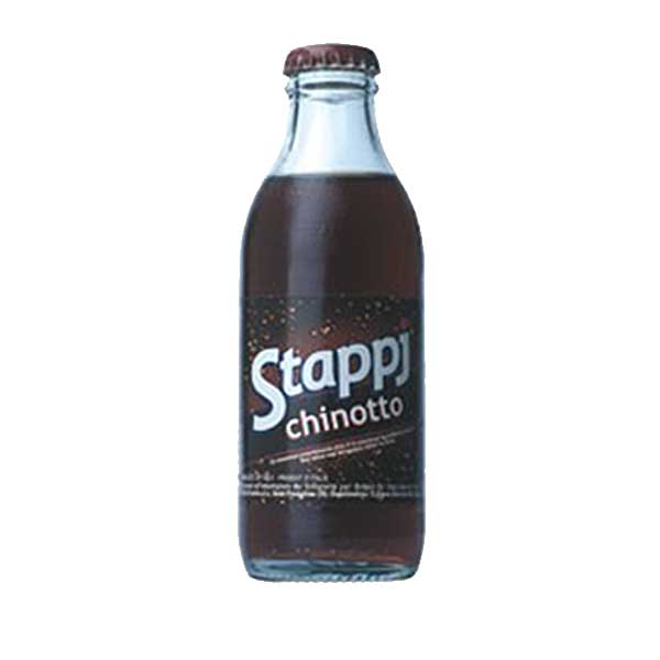 Stappi Chinotto – glass bottle (24x18cl)