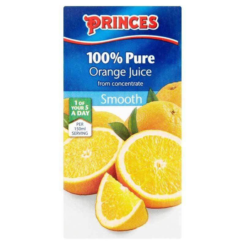 Orange Juice (27x20cl)