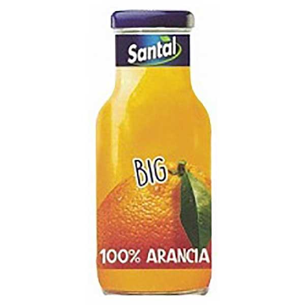 Santal Orange Juice – glass bottle (24x25cl)