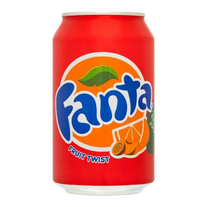 Fanta Twist (24x33cl)