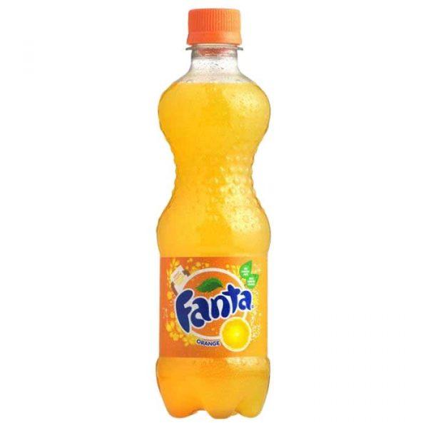 Fanta Orange (12x50cl)