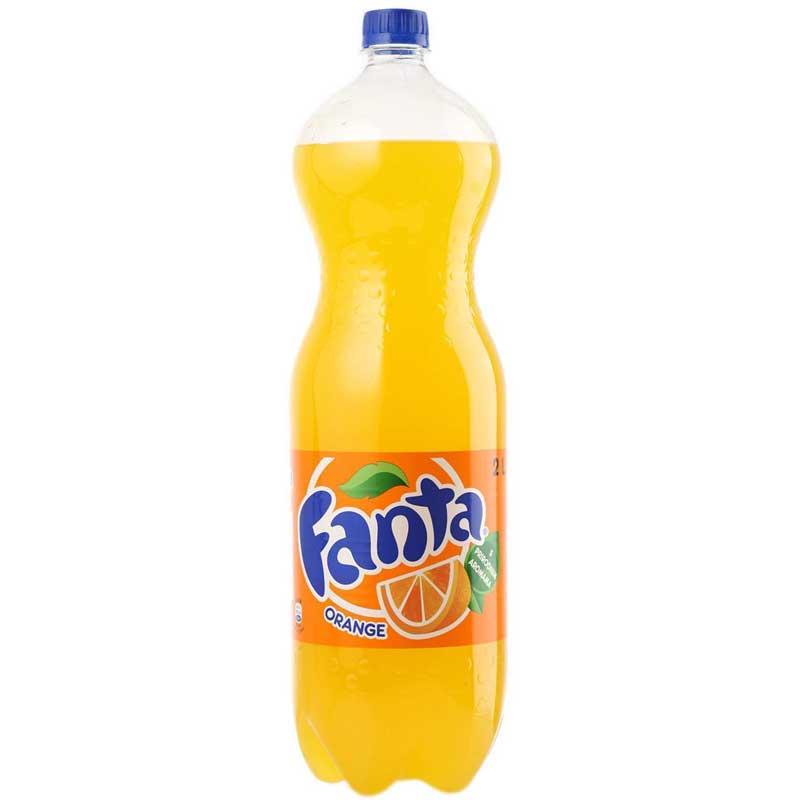 Fanta Orange (6x2L)