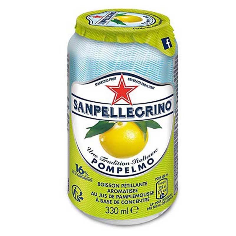 San Pellegrino Grapefruit (24x33cl)