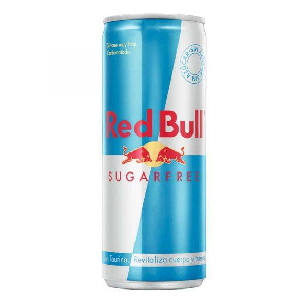 Sugar Free Red Bull (24x25cl)