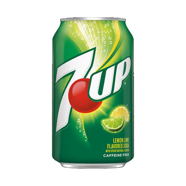 GB Seven Up (24x33cl)