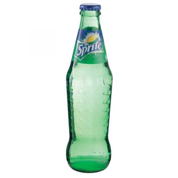 Sprite CrownTop – glass bottle (24x33cl)