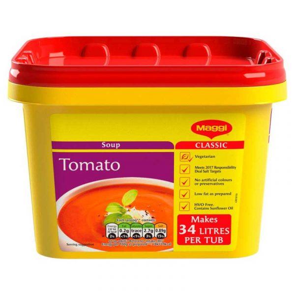 Maggi Tomato Soup Powder (2Kg)