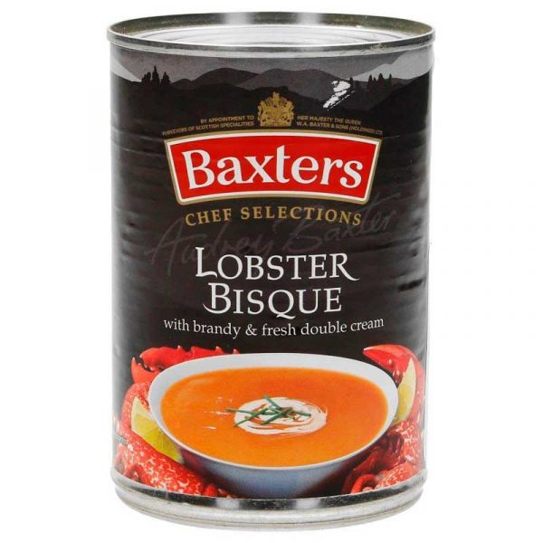 Baxter Lobster Bisque (415g)