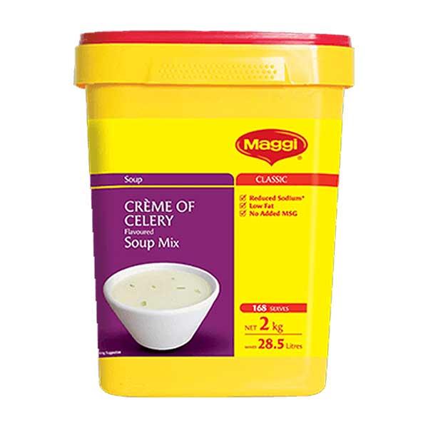 Maggi Celery Soup Powder (2Kg)