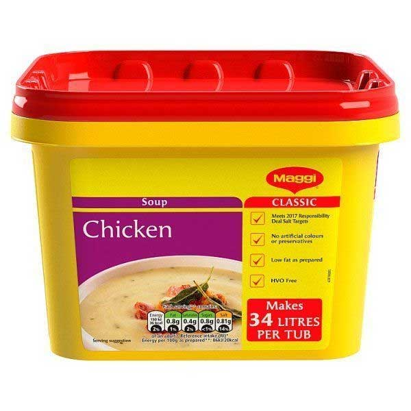 Maggi Chicken Soup Powder (2Kg)