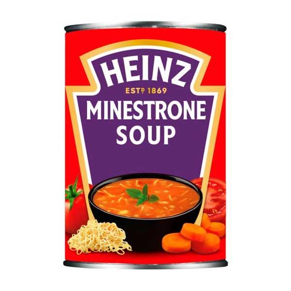 Heinz Minestrone Soup (12x830g)