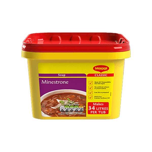Maggi Minestrone Soup Powder (2Kg)