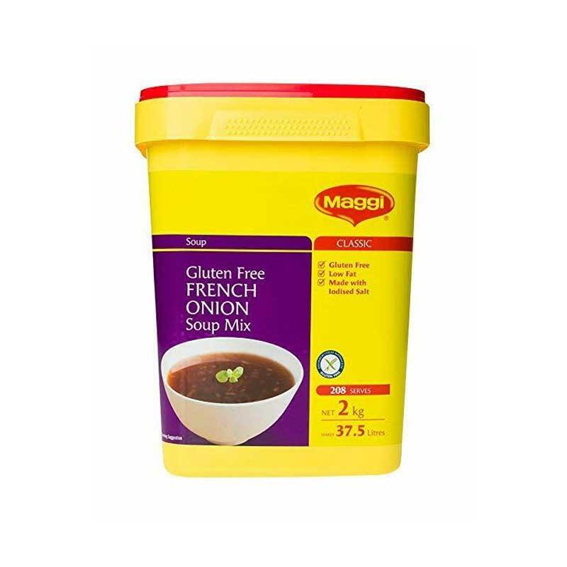 Maggi French Onion Soup Powder (2Kg)