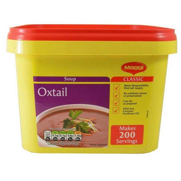 Maggi Oxtail Soup Powder (2Kg)