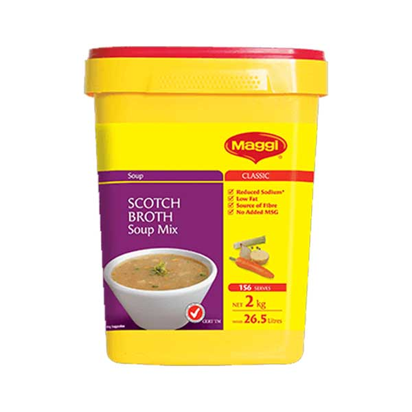 Maggi Scotch Broth Powder (2Kg)