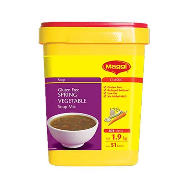 Maggi Spring Vegetable Soup Powder (2Kg)