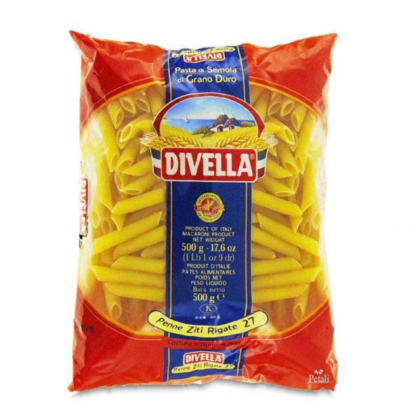 Divella Medium Penne Rigate no.77 (500g)