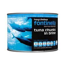 Tuna Chunks in Brine (185g)