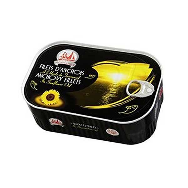 Morrocan Anchovy Fillets (365g)