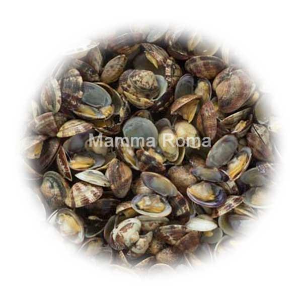 Italian Baby Clams & Shell (750g)