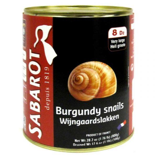 French Escargot Snails – 96 snails (1Kg)