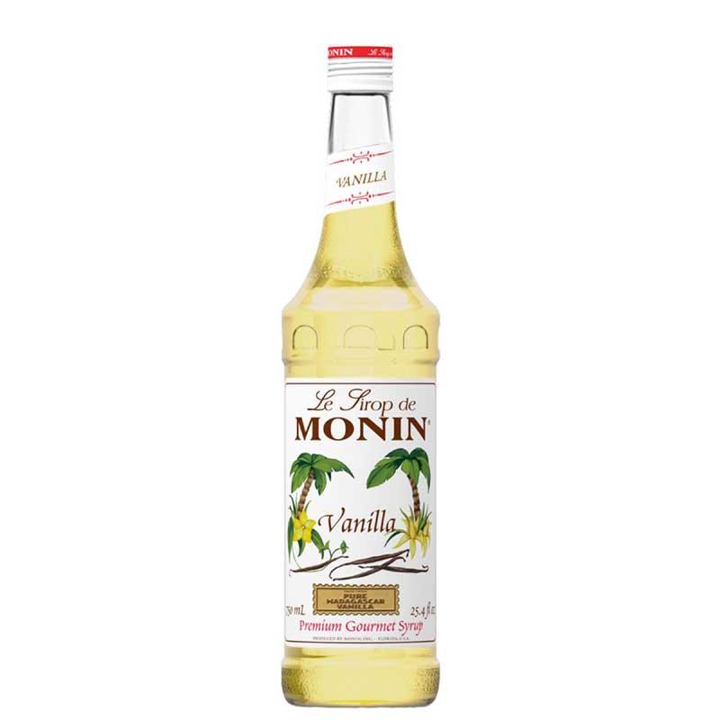Monin Vanilla Coffee Syrup (70cl)