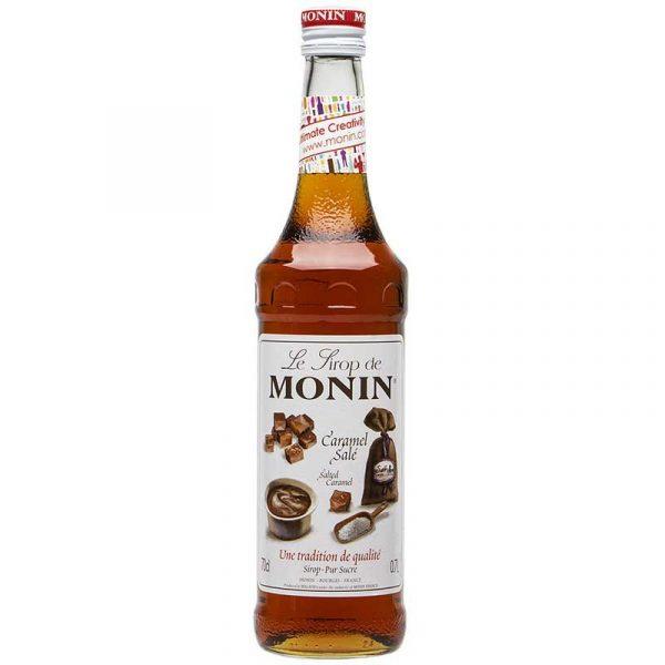 Monin Caramel Coffee Syrup (70cl)