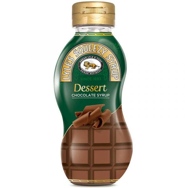 Lyles Chocolate Topping Syrup (325g)