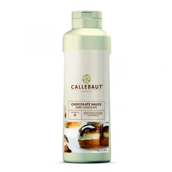 Callebaut Chocolate Topping Syrup (1L)