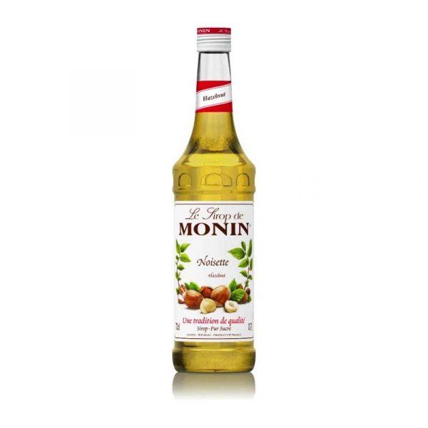 Monin Hazelnut Coffee Syrup (70cl)