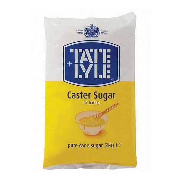 White Semi Fine Caster Sugar (2Kg)
