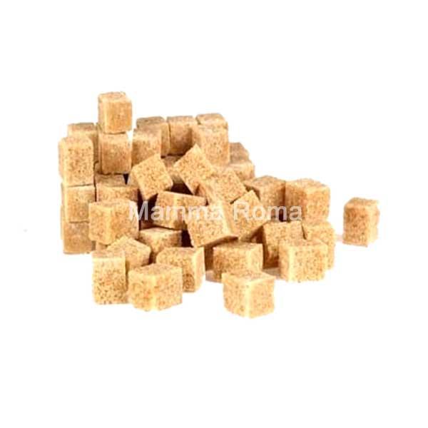 Unwrapped Brown Sugar Cubes (500g)