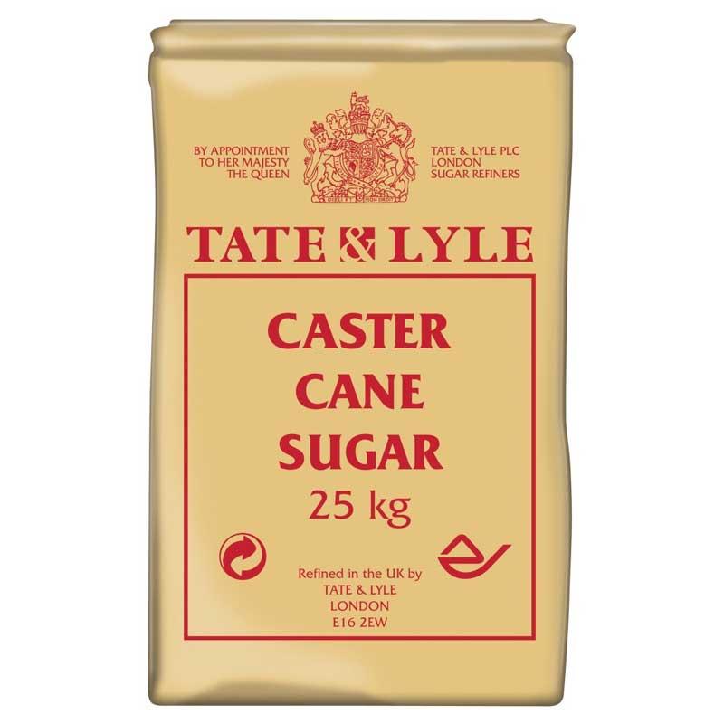 White Semi Fine Caster Sugar (25Kg)