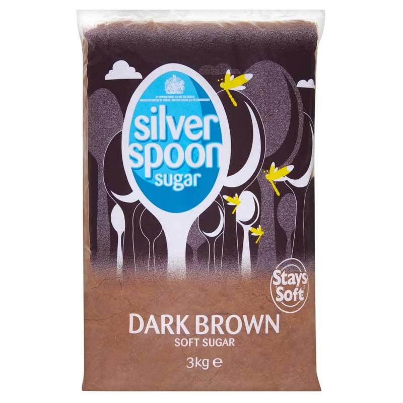 Dark Soft Brown Sugar (3Kg)